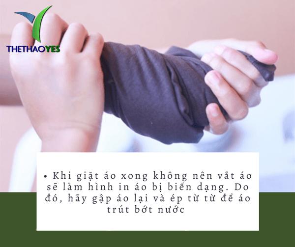 Bí quyết bảo quản hình in trên áo cực hay quận Tân Phú