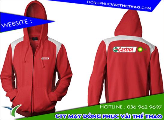 công ty may áo khoác giá rẻ