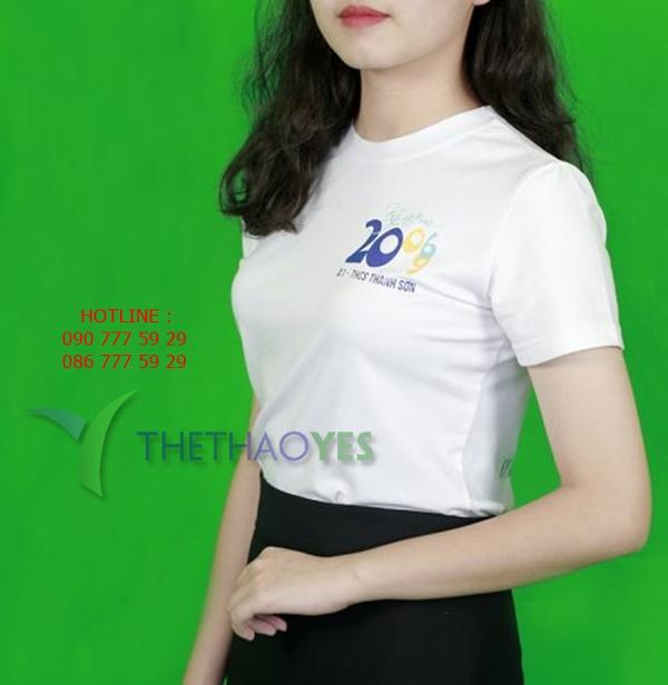 ao thun dong phuc gia re 39k