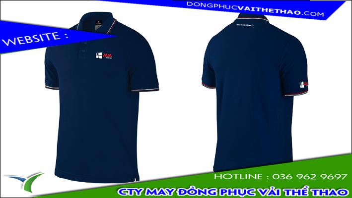 may áo thun đồng phục giá rẻ tphcm