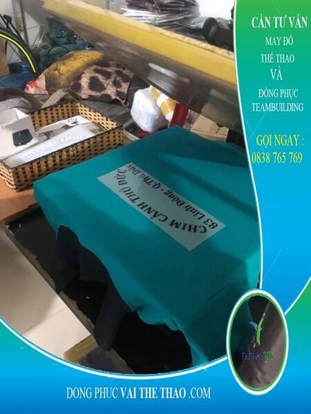 cơ sở may áo thun chất lượng