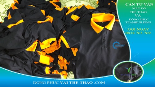 may áo thun đồng phục tại hcm