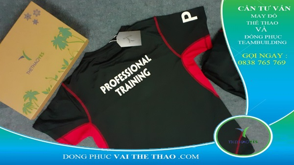 xưởng may áo đồng phục gym giá rẻ