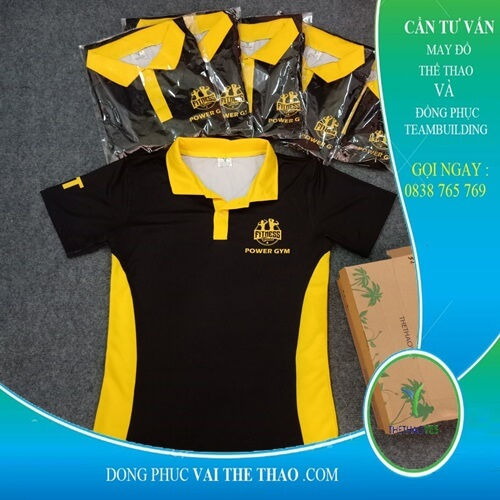 áo thun đồng phục cao cấp tại tphcm