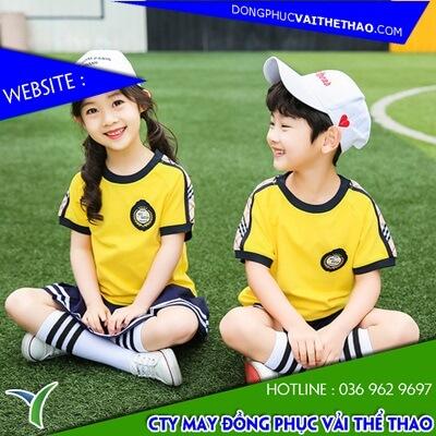 áo đồng phục trẻ em hcm