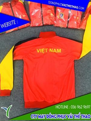 áo khoác đồng phục nam sinh
