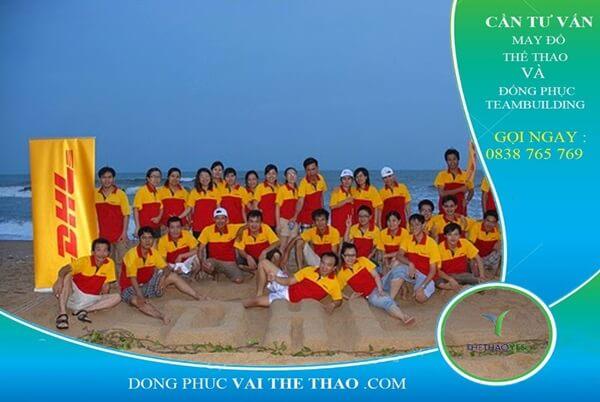 áo thun team building thoáng mát vnxk