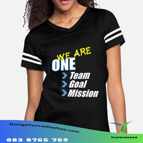 áo thun team building giá rẻ