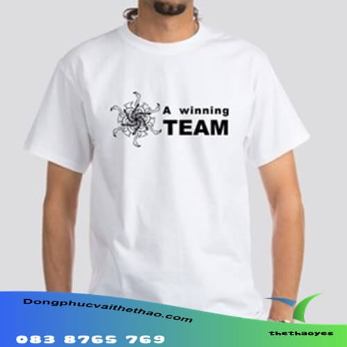 áo thun team building dài tay