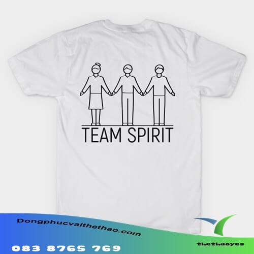 áo thun team building 2019