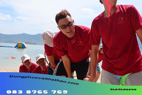 áo team building đi biển quận Bình Thạnh