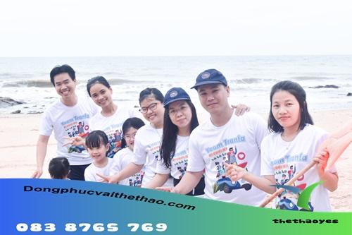 áo team building đi biển quận Tân Phú
