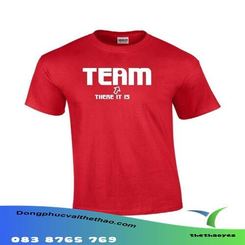 áo đồng phục team building giá rẻ