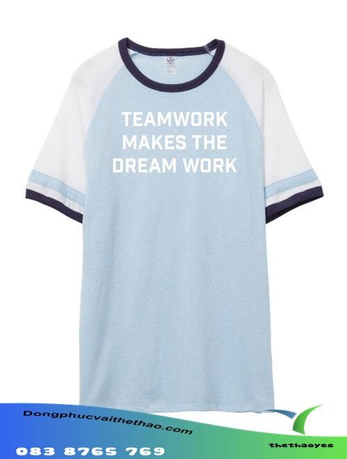 áo thun team building body