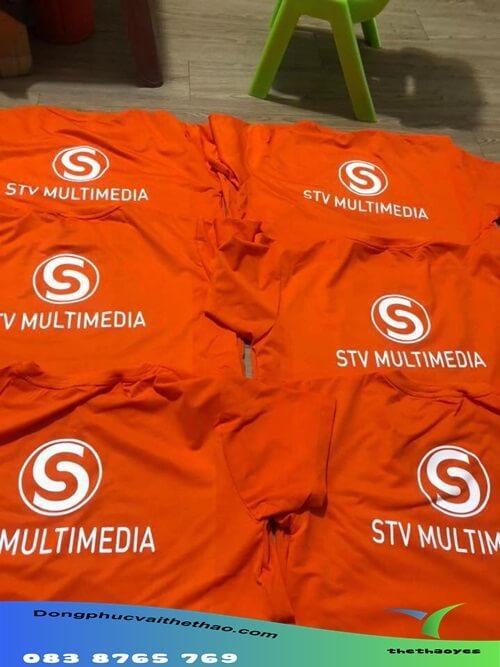 áo thun team building slogan hay rẻ