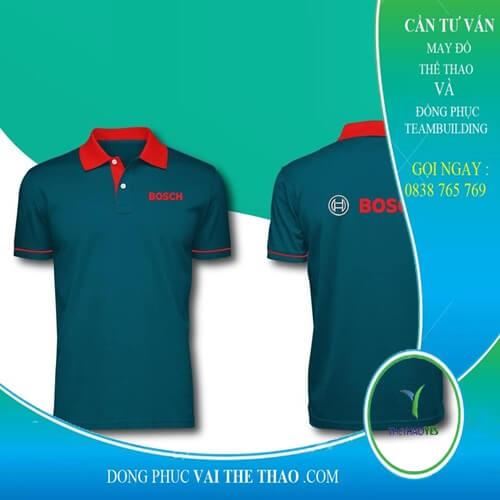 xưởng may áo thun đồng phục giá rẻ bhc