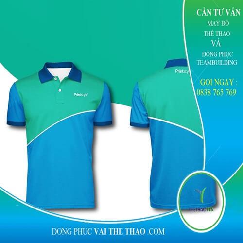 đồng phục áo thun công ty giá rẻ