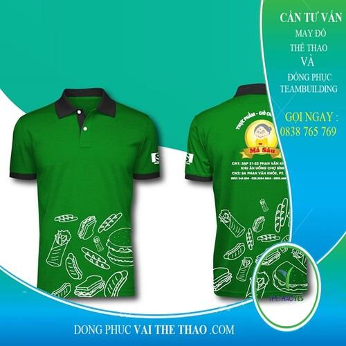 áo phông đồng phục học sinh giá rẻ
