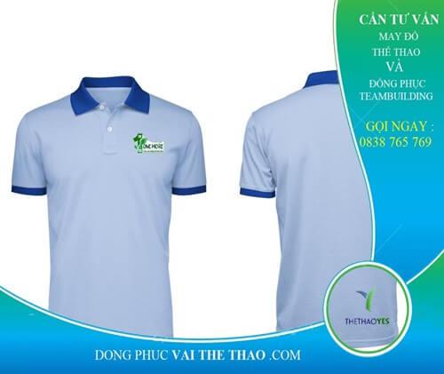 sản xuất áo thun đồng phục