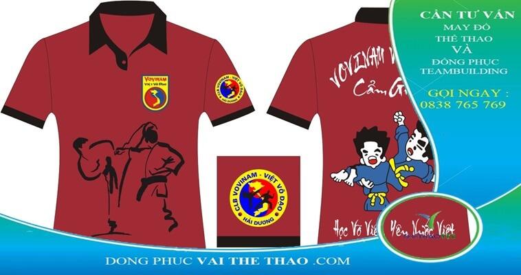 may áo thun đồng phục quận 1