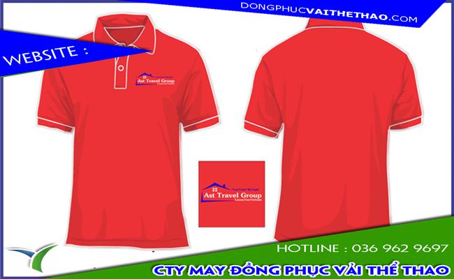 Cơ sở may áo thun đồng phục sản xuất