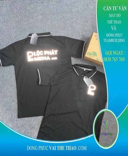 áo thun đồng phục thể dục