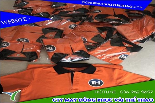xưởng may áo đồng phục đep