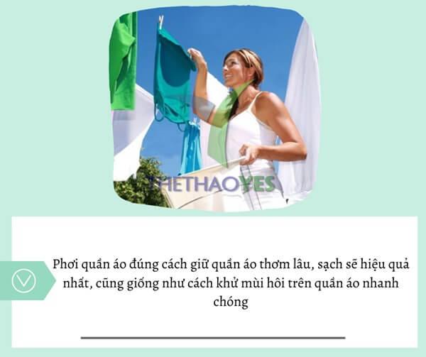 Cách giữ áo thun được thơm lâu quận Phú Nhuận