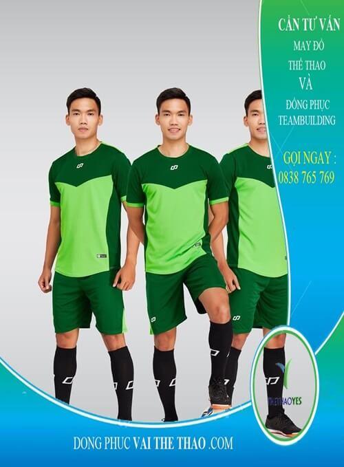 in quần áo thể thao bóng đá