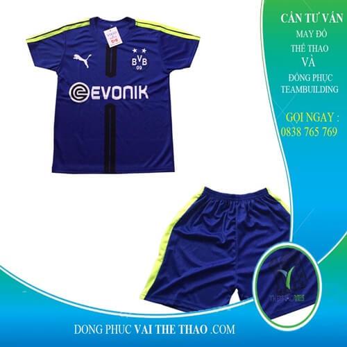 nhận may quần áo thể thao trẻ em