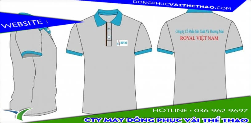 xưởng may áo đồng phục công sở