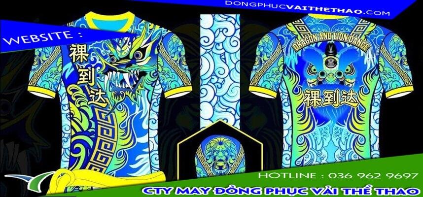 may áo thun đồng phục đẹp