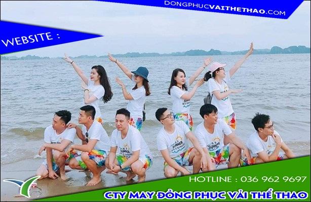 áo nhóm đi biển tphcm