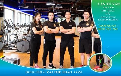 Cơ sở may áo thun Gym