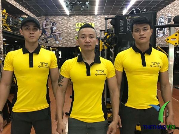 áo đồng phục tập gym