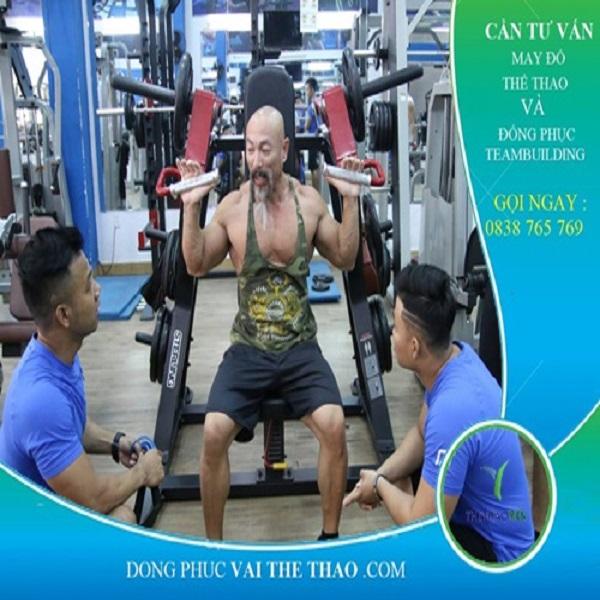 may áo thun đồng phục PT nam