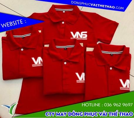xưởng may áo thun đồng phục giá rẻ
