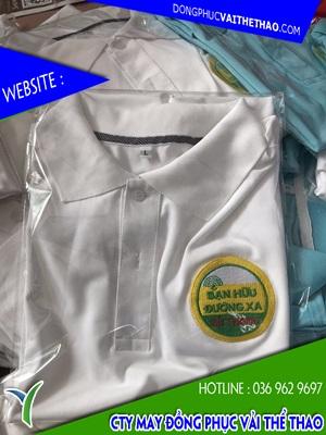 Cơ sở may áo đồng phục uy tín