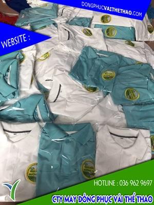 Cơ sở may áo thun đồng phục giá rẻ ,