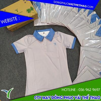 Cơ sở may áo thun đồng phục giá thấp