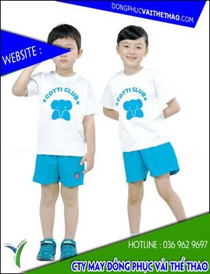 nhà máy may áo đồng phục học sinh