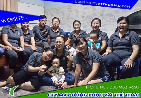 đồng phục đi biển cho nhóm tphcm