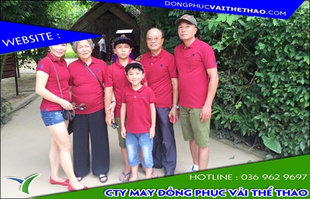 đồng phục gia đình tết