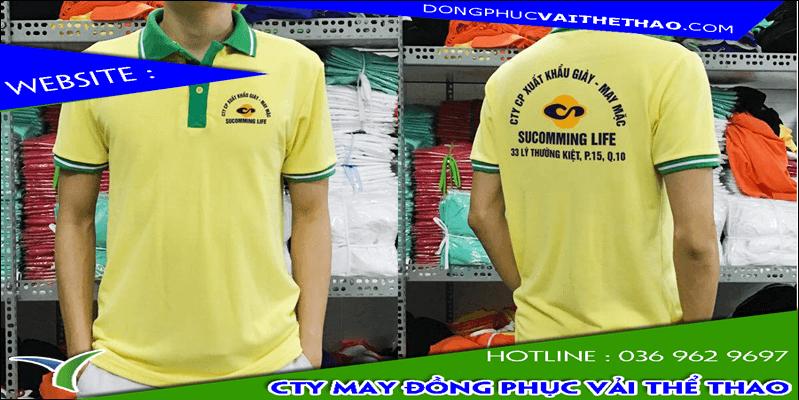 xưởng may đồng phục thể thao