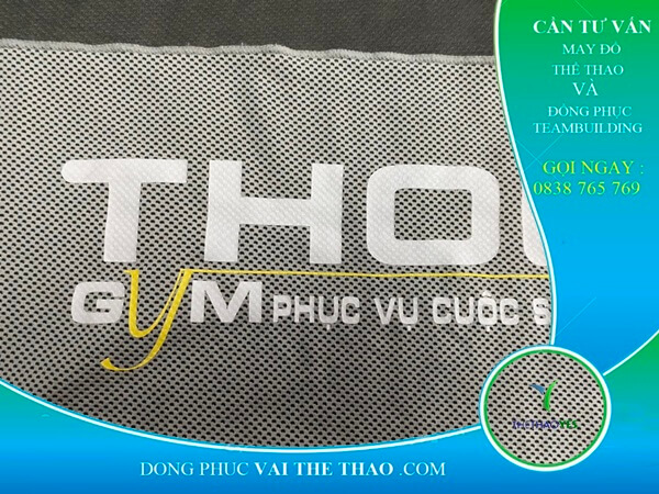 May khăn lạnh thể thao in ấn logo theo yêu cầu Bình Chánh