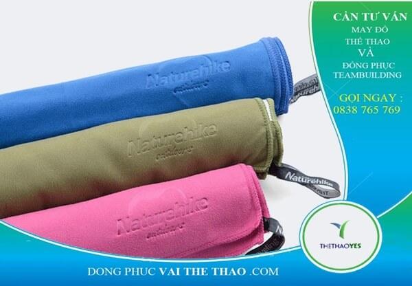 May khăn lạnh thể thao in ấn logo theo yêu cầu quận Tân Bình