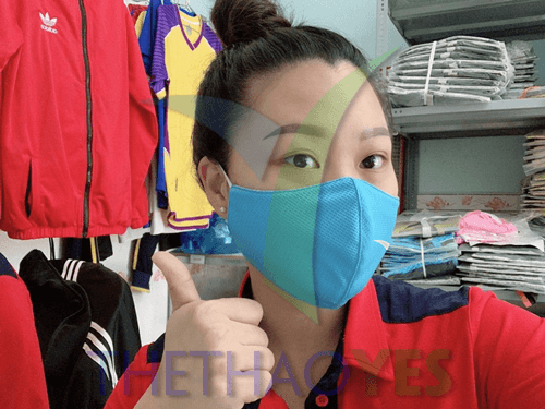 khẩu trang vải kháng khuẩn rẻ