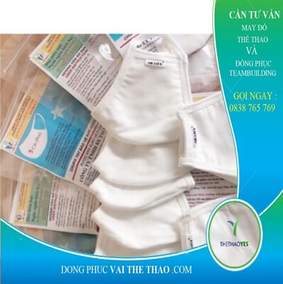 khẩu trang vải kháng khuẩn protech mask