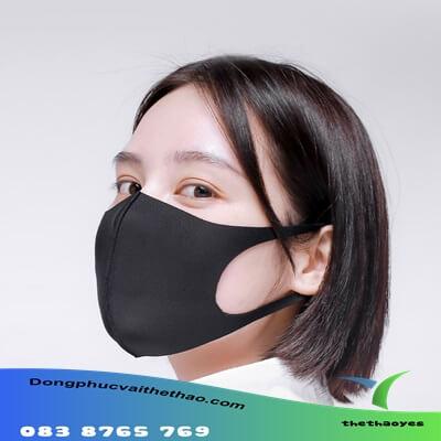 khẩu trang vải kháng khuẩn 3d mask