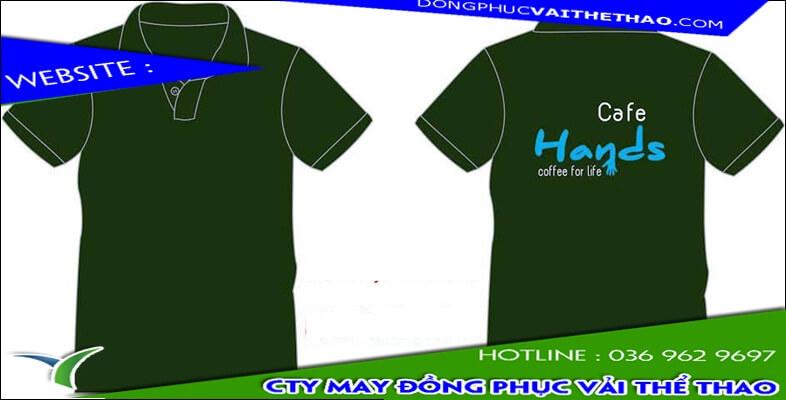 Nhà máy may áo đồng phục nam nữ